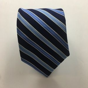 Brooks Brothers Blue strip necktie